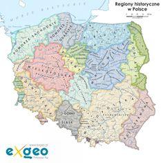 Krainy historyczne w Polsce – 10 faktów, które warto poznać