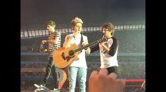 Zayn, Ni, & Louis- Manchester (5/31/14)
