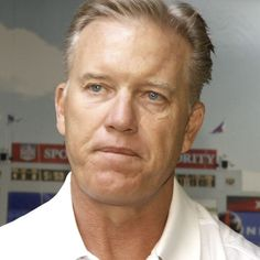 Denver Broncos - greatest quaterback there ever was and He's still good lookin
