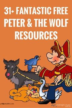 31 Fantastic free Peter and the wolf resources
