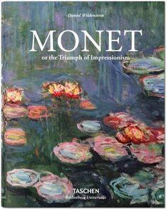 Monet or The Triumph of Impressionism by Daniel Wildenstein http://www.amazon.com/dp/3836551012/ref=cm_sw_r_pi_dp_OLdsvb07K2791