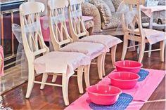 Spa Party para as meninas! - Just Real Moms - Blog para Mães