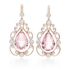 CIJ International Jewellery TRENDS & COLOURS - Earrings by Tiffany