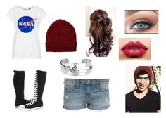 """""""Chillin' with Calum Hood"""" by morgan1322 ❤ liked on Polyvore"""
