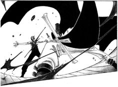 Volume 6 Chapter 51: Zoro lose, but he won't show his back