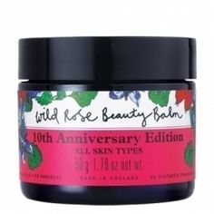 Wild Rose Beauty Balm, Illustrated by Alice Shields