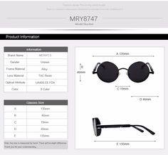 http://www.nboempire.com/products/gothic-steampunk-mens-sunglasses-coating-mirrored-sunglasses-round-circle-sun-glasses-retro-vintage-gafas-masculino-sol-s567/  #shopping #onlineshop #bargain #discount #offer #cheap