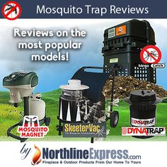 Different brands of mosquito traps such as the SkeeterVac, Mosquito Magnet and other brands use various trapping techniques, provide different coverage areas, and use different lures to attract certain species of mosquitoes. Read our Mosquito Trap Reviews to find the best mosquito trap. http://www.northlineexpress.com/mosquito-trap-reviews.html