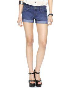 Classic Cuffed Denim Shorts | FOREVER21 - 2000044200