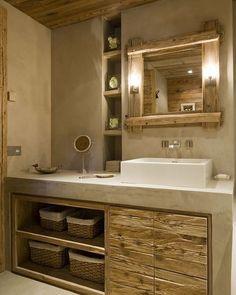 #bathroom #baños #interiordesign #diseñodeespacios #deco #decoración #arquitectura #lavamanos #espacios #inspiración #idea #vintage #lavabo…