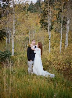 Woody Rustic Wedding Inspiration In Sundance Utah - Rustic Wedding Chic
