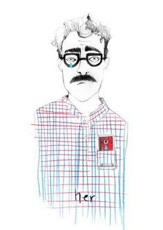 ¿Qué te parece esta #ilustración de Adolfo Serra? ¡Envíanos tus #ideas, #anuncios, #ilustraciones, #tarjetasdevisita, #currículum, etc.) a info@adaspirant.com y las promocionaremos en nuestro #facebook, #twitter y #pinterest!