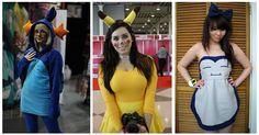 TdotComics | 10 Halloween Costume Ideas for Every Nerd-Girl. a POKEMON!