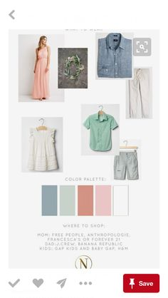 Summer Family Picture Outfits Discover what to wear to family photo session Spring Family Pictures, Family Pictures What To Wear, Family Pics, Family Posing, Baby Pictures, Family Portraits What To Wear, Beach Family Photos, Beach Photos, Family Picture Colors