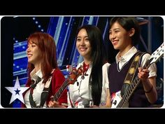 Bebop rockers display skill to match their beauty | Asia's Got Talent Ep...