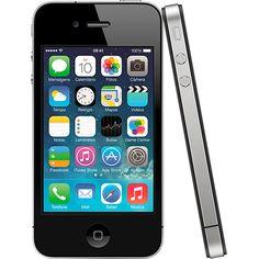 iPhone 4S Preto 8GB - Apple