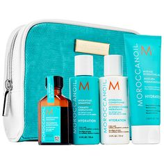 Hydrating Travel Kit - Moroccanoil | Sephora