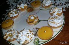 Le blog de Cata: Mini Lemon Meringue Pies Mini Lemon Meringue Pies, Cata, Blog, Breakfast, World Cuisine, Food, Recipe, Morning Coffee, Blogging