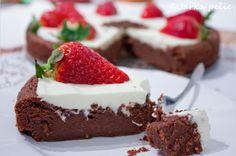 Gaštanovo-čokoládová torta – bezlepková