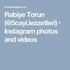 Rabiye Torun (@5cayi.lezzetleri) • Instagram photos and videos