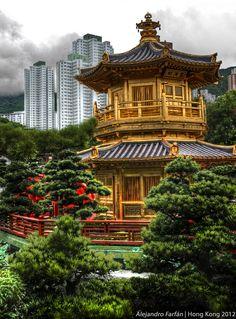 Nan Lian Garden - Hong Kong por Al Fa en Fivehundredpx