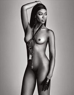 Classy black nudes