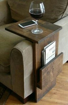 Portable Side table