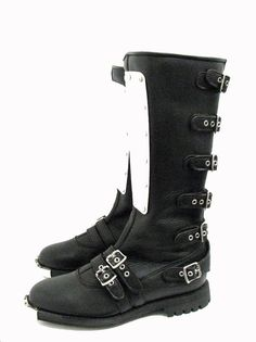 Spidi IT Xvillage M//C Boots Black Blue Special Order