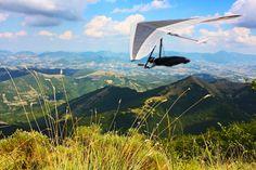 Fly a Hang Glider - Bucket List Dream from TripBucket
