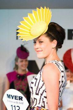 Racing Fashion: Racing Fashion @ Fashions on the Field NSW Myer Final