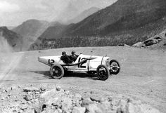 Duesenburg (1916) Pikes Peak Hill Climb