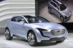 Does Subaru VIZIV Concept Demonstrates Company's Future Direction? - EVWORLD.COM