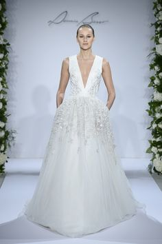 Fall 2015 Wedding Dresses - Best Wedding Gowns At Bridal Fashion Week - Elle Dennis Basso for Kleinfeld