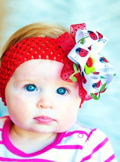 278 Best Hair bows for baby girls images  ce14fd7e63f