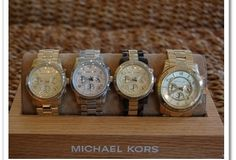 A Basic Introduction on Michael Kors Watches