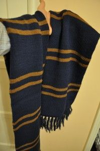 Ravenclaw Scarf Knitting Pattern : 1000+ images about Dumbeldores Army on Pinterest Harry potter crochet,...