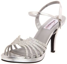 Dyeables Women's Leah Platform Sandal >> Trust me, this is great! Click the image. : Strappy sandals