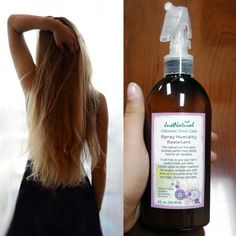 I have very fine hair that tends to be dry/frizzy at the ends. A friend told me about this product, so I gave it a try. It instantly became my favorite finishing spray. A little goes a long way. It is especially fabulous when using a straightener, a little spritz, then straighen, it seals and shines.