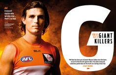 AFL Record | Round 6 | Phil Davis Feature