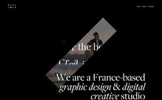 Studio, on siteInspire: a showcase of the best web design inspiration. Best Web Design, App Design, Page Eight, Minimal Website Design, Design Graphique, Web Design Inspiration, Creative Studio, User Interface, Cool Designs