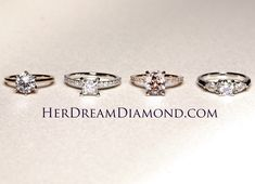 Wedding Rings, Engagement Rings, Jewelry, Rings For Engagement, Jewlery, Jewels, Commitment Rings, Anillo De Compromiso, Jewerly