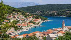 Pucisca on Brac in Croatia