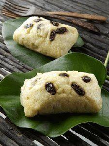 Quimbolitos recipe (lightly steamed sweet corn cakes, Ecuador)
