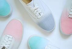 Blog » Dip Dye Shoes