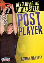 Developing the Undersized Post Player - Coach's Clipboard #Basketball DVD Store
