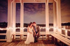 Charleston Wedding {Aaron + Caroline} Creek Club at I'On