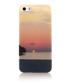 "Arktis EDITION iPhone 5 5s Hülle ""Sunset"" Case nur 7,90 Euro"