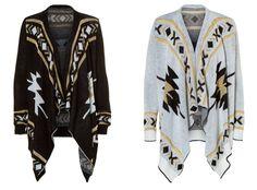 #fashion #mode #TALLYWEIJL #Aztec #cardigans http://www.tally-weijl.net/p/cardigans-pullover/schwarzer-cardigan-mit-azteken-muster/giachook-blk001?categoryId=26079