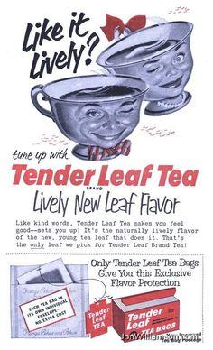 Tender Leaf Tea, 1952