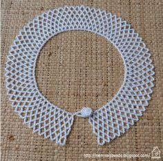 Ismét Oláh Márta Népi gyöngyékszerek című könyve alapján készült: Choli Designs, Beaded Jewelry Patterns, Seed Beads, Beading, Beadwork, Crochet Earrings, Handmade Jewelry, Creative, Crafts